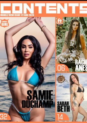 Modelz View Magazine – September 2020 – Part 3