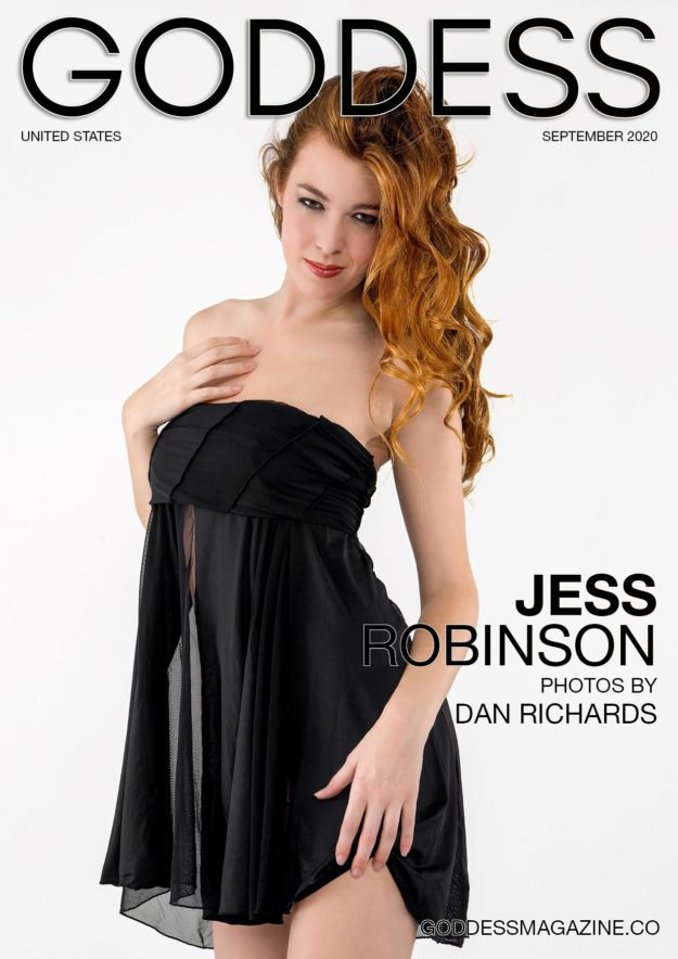 Goddess Magazine – September 2020 – Jess Robinson