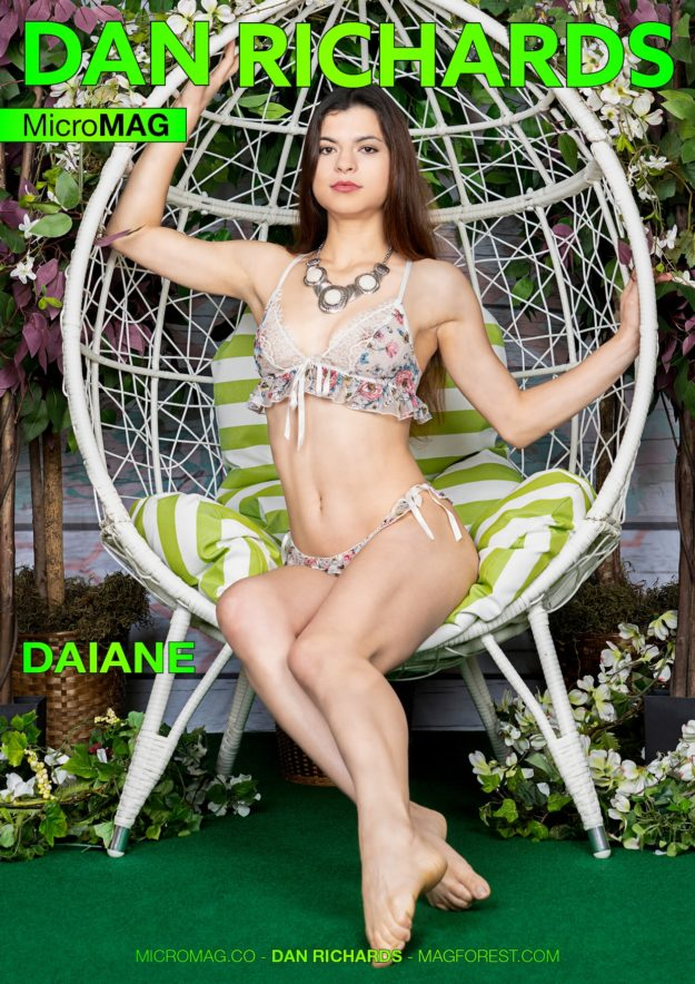 Dan Richards Micromag – Daiane – Issue 5