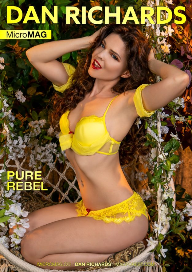 Dan Richards Micromag – Pure Rebel – Issue 8