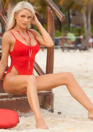 Swimsuit Usa Micromag – Tereza Tomasova – Issue 2