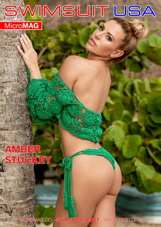 Swimsuit Usa Micromag – Amber Stuckey – Issue 3
