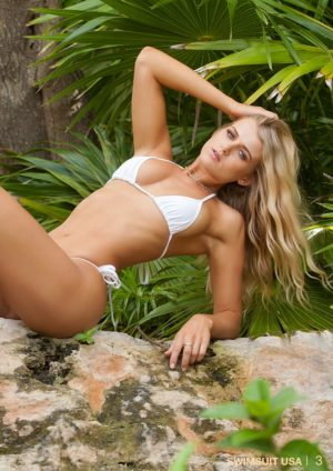 Swimsuit Usa Micromag – Clare Nixon – Issue 3