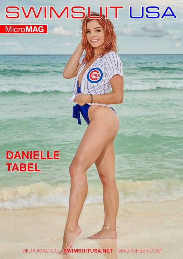 Swimsuit Usa Micromag – Danielle Tabel – Issue 3