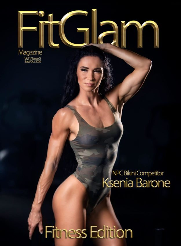 Fit Glam Magazine – October 2020 – Fitness Edition