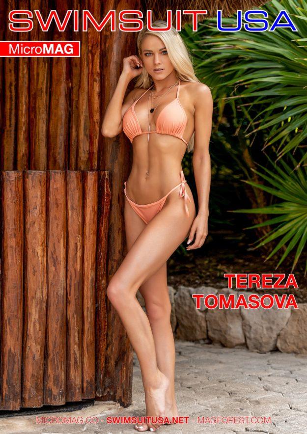Swimsuit Usa Micromag – Tereza Tomasova – Issue 4