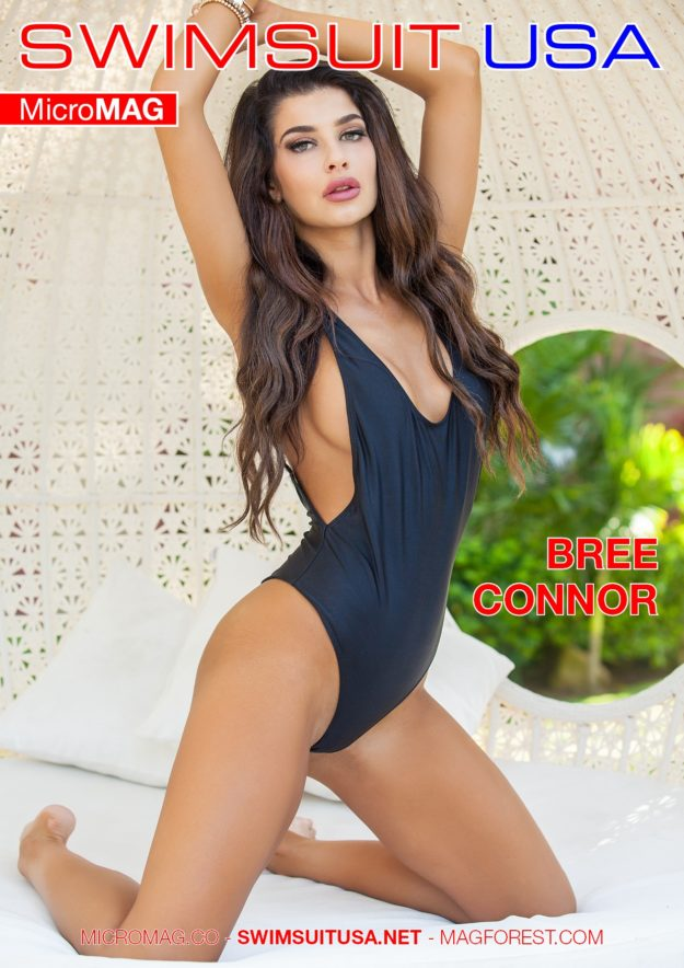 Swimsuit Usa Micromag – Bree Connor – Issue 4