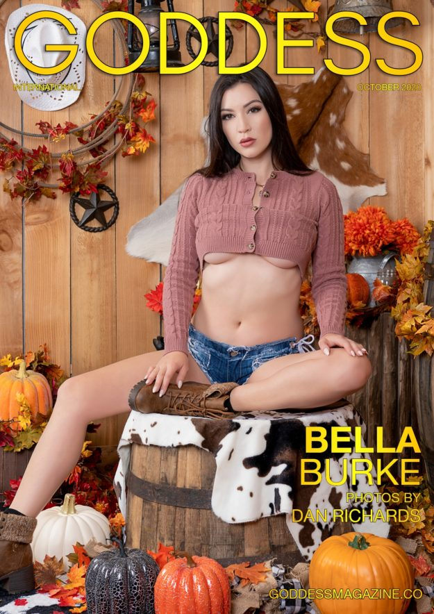 Goddess Magazine – October 2020 – Bella Burke