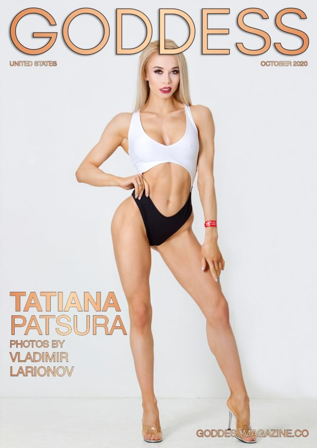Goddess Magazine – October 2020 – Tatiana Patsura